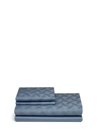 Main View - Click To Enlarge - FRETTE - Riviera queen size duvet set