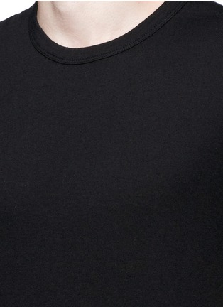 Detail View - Click To Enlarge - ALEXANDERWANG.T - PIMA COTTON JERSEY T-SHIRT
