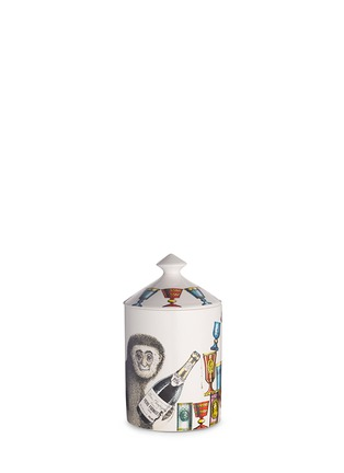 Main View - Click To Enlarge - Fornasetti - Scimmie scented candle 300g