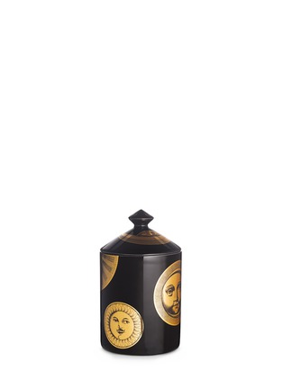 Main View - Click To Enlarge - Fornasetti - Soli E Lune Nero scented candle 300g