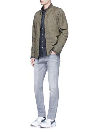 Figure View - Click To Enlarge - Denham - 'Rhys' denim shirt