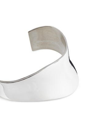 Detail View - Click To Enlarge - Sophie Buhai - 'Wave' sterling silver cuff