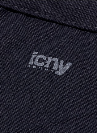 Detail View - Click To Enlarge - Icny - Canvas tote bag