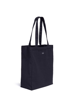 Front View - Click To Enlarge - Icny - Canvas tote bag