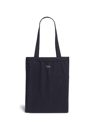 Main View - Click To Enlarge - Icny - Canvas tote bag
