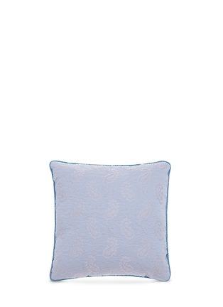 Main View - Click To Enlarge - Etro - Chambord Clisson paisley jacquard cushion