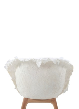 Back View - Click To Enlarge - Pinwu - Piao limited edition layered rice paper chair