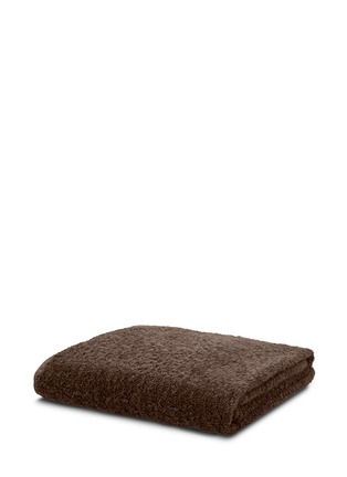 Main View - Click To Enlarge - Abyss - Super Pile bath towel — Pepper