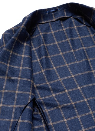 - TOMORROWLAND - Loro Piana Dream Tweed® wool soft blazer