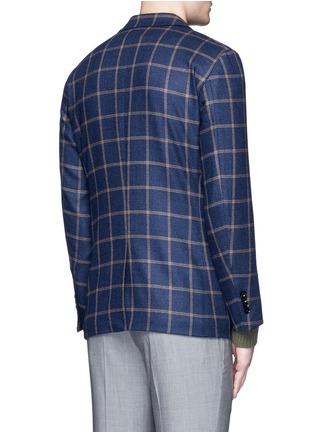 Back View - Click To Enlarge - TOMORROWLAND - Loro Piana Dream Tweed® wool soft blazer