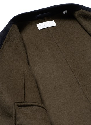 - TOMORROWLAND - Felted cotton soft blazer
