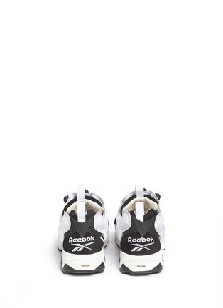 Back View - Click To Enlarge - Reebok - 'InstaPump Fury OG ACHM' slip-on sneakers
