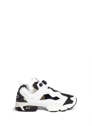 Main View - Click To Enlarge - Reebok - 'InstaPump Fury OG ACHM' slip-on sneakers