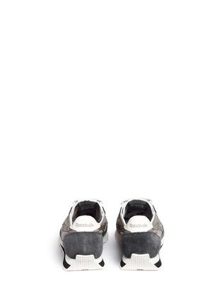 Back View - Click To Enlarge - Reebok - 'Aztec WL' running sneakers