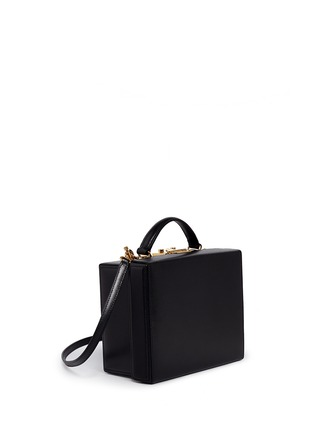 Figure View - Click To Enlarge - Mark Cross - 'Grace Box' large saffiano leather trunk