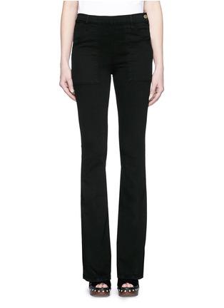 Detail View - Click To Enlarge - Frame Denim - 'Le Flare De Francoise' flared jeans