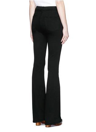 Back View - Click To Enlarge - Frame Denim - 'Le Flare De Francoise' flared jeans