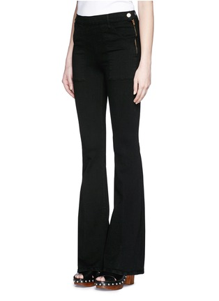 Front View - Click To Enlarge - Frame Denim - 'Le Flare De Francoise' flared jeans