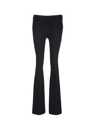 Main View - Click To Enlarge - Frame Denim - 'Le Flare De Francoise' flared jeans