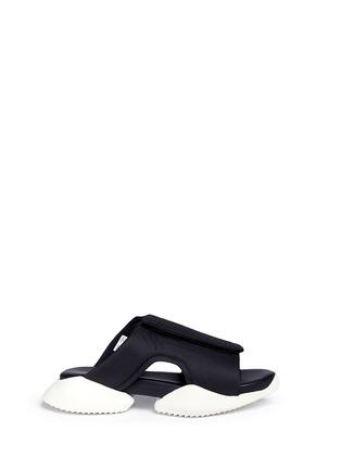 Main View - Click To Enlarge - Rick Owens x BIRKENSTOCK - x adidas 'RO Clog' sandals