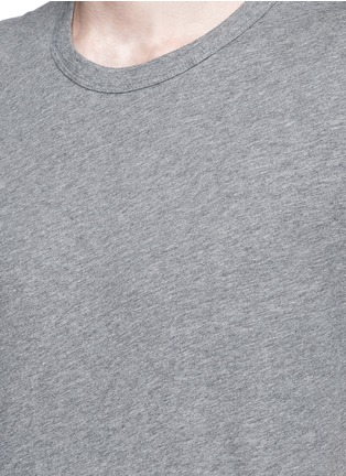 Detail View - Click To Enlarge - T By Alexander Wang - Pima cotton jersey T-shirt