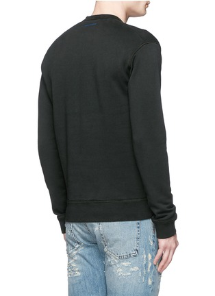 Back View - Click To Enlarge - Dsquared2 - Eagle print sweatshirt