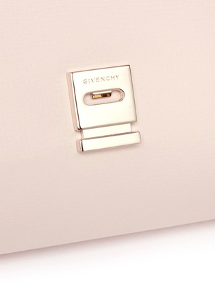 Detail View - Click To Enlarge - GIVENCHY - 'Pandora' mini chain leather Palma shoulder bag