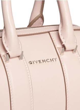 Detail View - Click To Enlarge - GIVENCHY - 'Lucrezia' micro leather bag