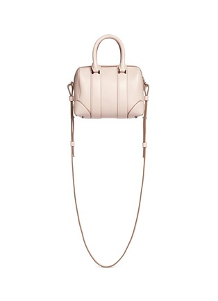 Back View - Click To Enlarge - GIVENCHY - 'Lucrezia' micro leather bag