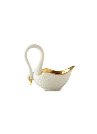 Main View - Click To Enlarge - L'Objet - Swans medium bowl