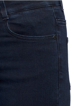 Detail View - Click To Enlarge - Stella McCartney - Flared leg cotton denim pants