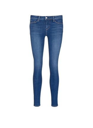 Main View - Click To Enlarge - L'AGENCE - 'The Bridgette' skinny jeans
