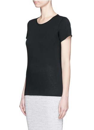 Front View - Click To Enlarge - rag & bone/JEAN - 'Base' crew neck T-shirt