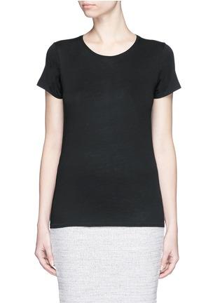 Main View - Click To Enlarge - rag & bone/JEAN - 'Base' crew neck T-shirt