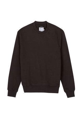 Figure View - Click To Enlarge - Studio Concrete - 'Series 1 to 10' unisex sweatshirt - 3 Blue