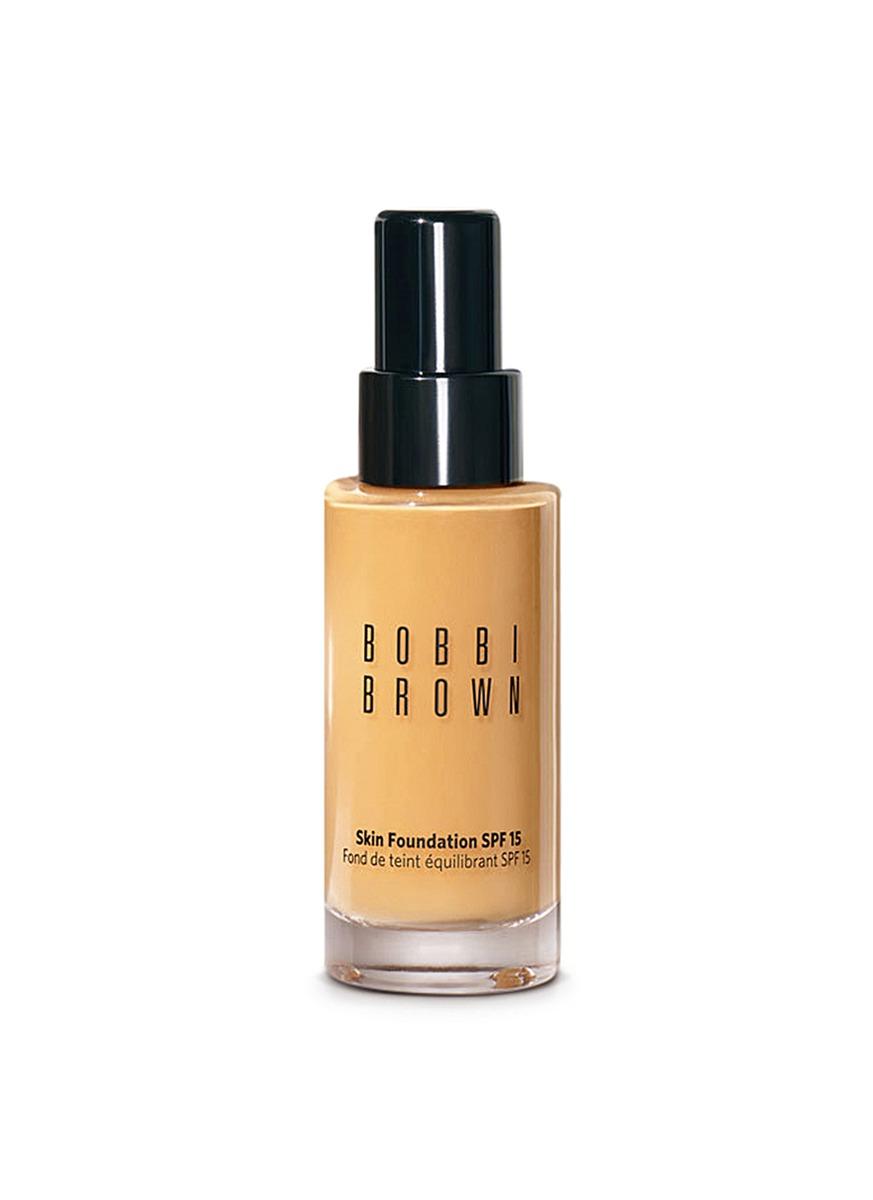 Main View - Click To Enlarge - BOBBI BROWN - Skin Foundation SPF15 - 2.5 Warm Sand