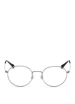 Main View - Click To Enlarge - Ray-Ban - 'RB6369' round optical glasses
