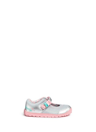 Main View - Click To Enlarge - Reebok - 'Elsa VentureFlex' toddler Mary Janes