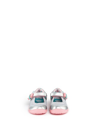 Figure View - Click To Enlarge - Reebok - 'Elsa VentureFlex' toddler Mary Janes