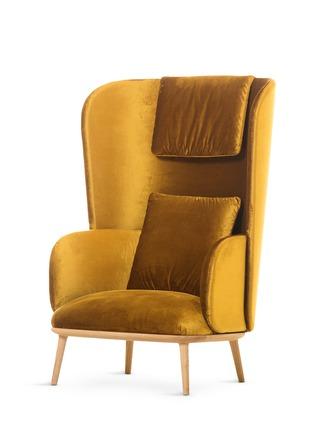 Main View - Click To Enlarge - De La Espada: Luca Nichetto - Blanche reading chair