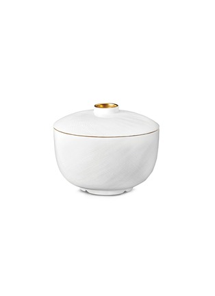 Main View - Click To Enlarge - L'Objet - HAN BOWL WITH LID