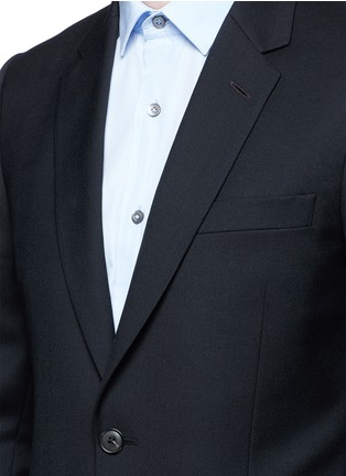 Detail View - Click To Enlarge - PAUL SMITH - 'Soho' wool travel suit