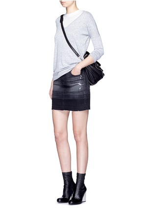 Figure View - Click To Enlarge - rag & bone/JEAN - 'Theo' V-neck T-shirt
