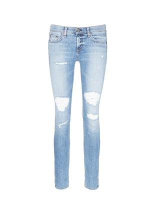Main View - Click To Enlarge - rag & bone/JEAN - 'The Dre' slim boyfriend jeans
