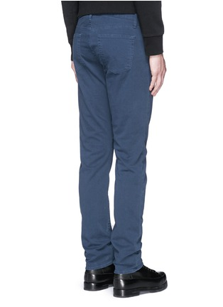 Back View - Click To Enlarge - J Brand - 'Tyler' stretch twill chinos