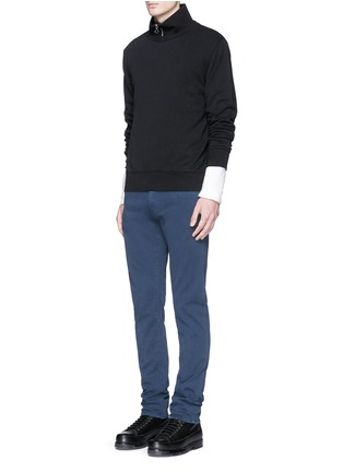 Figure View - Click To Enlarge - J Brand - 'Tyler' stretch twill chinos