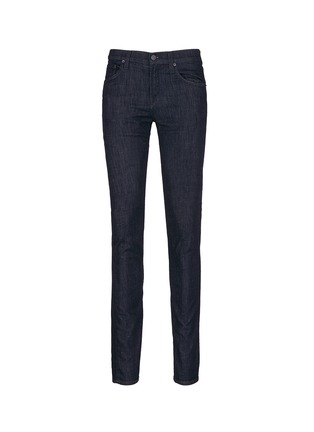 Main View - Click To Enlarge - J Brand - 'Kane' resin denim jeans