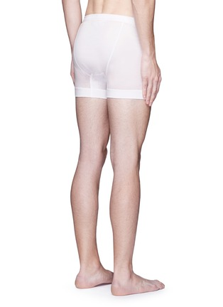 Back View - Click To Enlarge - ZIMMERLI - 252 Royal Classic' cotton jersey boxers