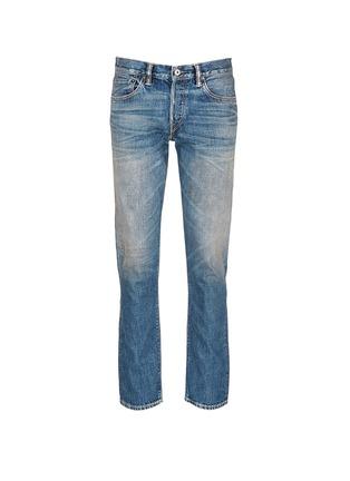 Main View - Click To Enlarge - SIMON MILLER - 'Park View' vintage medium wash slim jeans