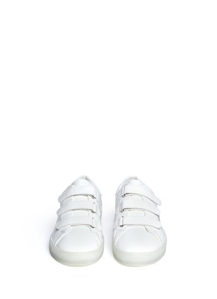 Front View - Click To Enlarge - Michael Kors - 'Craig' patent sneakers
